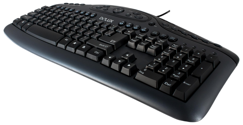 Скачать драйвера для клавиатуры delux k7016